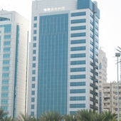 Saeed Al Ghaith Tower - Abu Dhabi